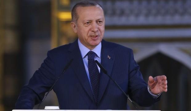 Erdoğan bugün temelini atacak! Cumhuriyet tarihinde ilk