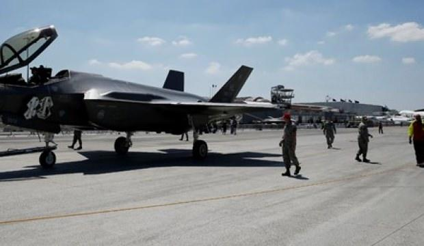 F-35 pilotları Türkiye'ye geliyor