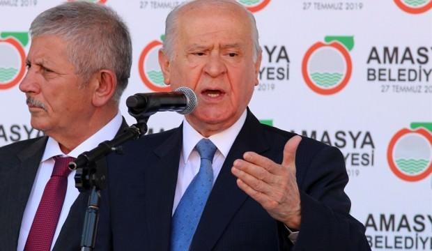 Bahçeli'nin çağrısı sonrası İYİ Parti'de 2 istifa!