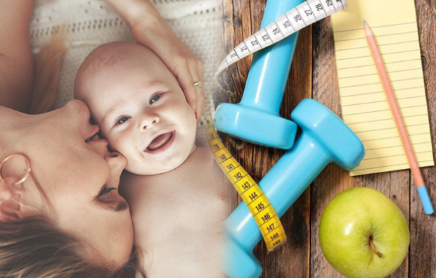 Doğum sonrası zayıflama