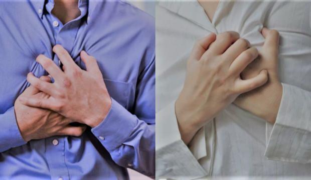 Kalp krizi öncesi belirtileri & acil ilk yardım | Kalp krizi tedavisi...