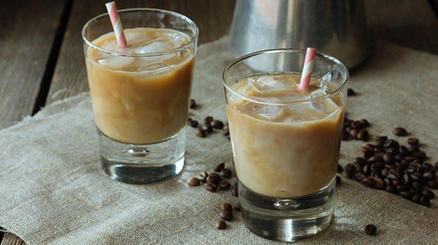 buzlu kahvenin faydaları