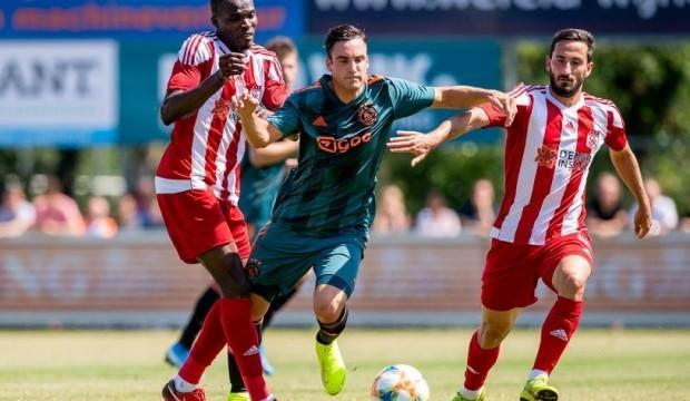 Sivasspor Hollanda'da Ajax ile berabere kaldı