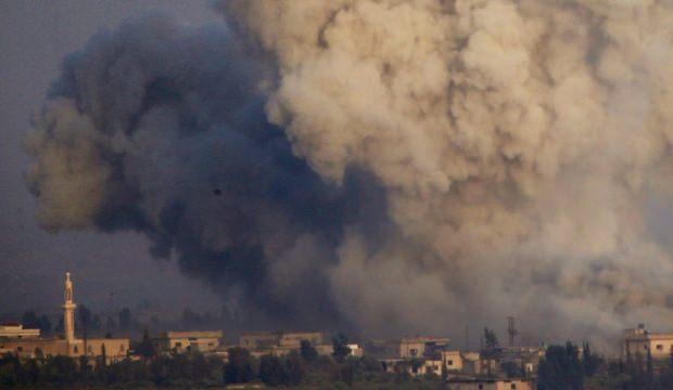 Suriye'de askeri üste patlama! 20 kişi öldü...