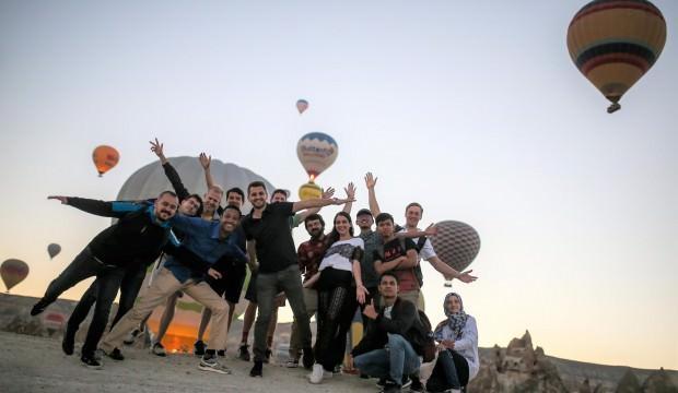 TABİP Bilim Yaz Okulu Nevşehir'de 'havalandı'