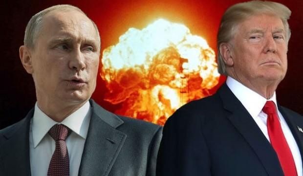 Ve Rusya ile ABD dünyayı sarsan açıklamayı yaptı: Artık bitti