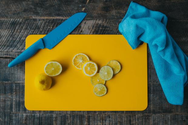 Ahşap kesme tahtası nasıl temizlenir?