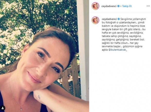 Ceyda Düvenci instagram