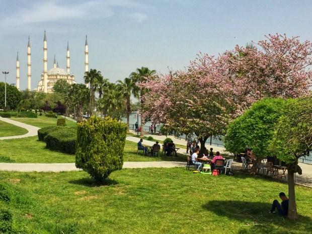 Adana- Sabancı merkez cami