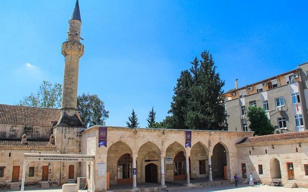Adana Yağ Cami