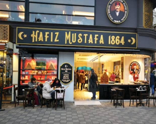 Hafız Mustafa- Sirkeci