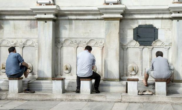 abdest aldıktan sonra okunacak dua