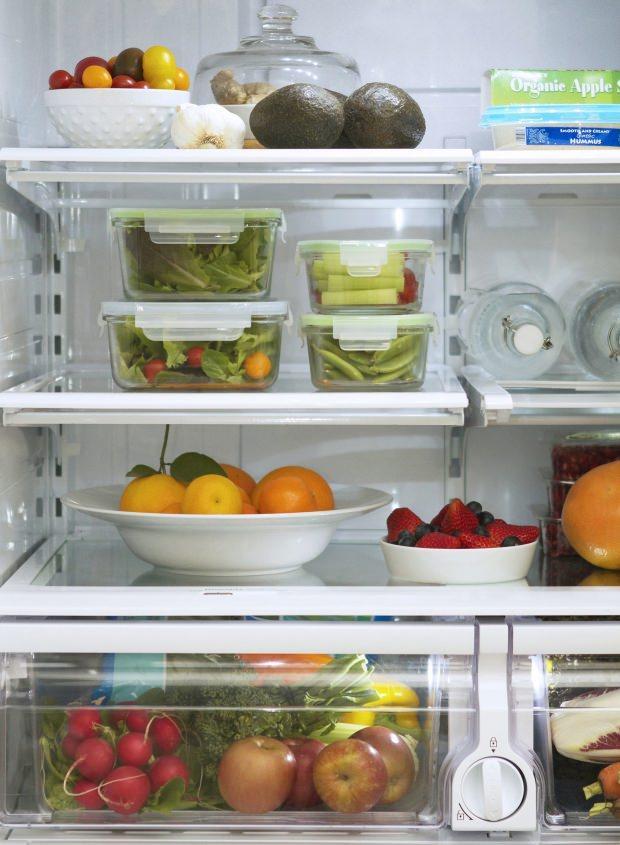buzdolabı içi dekorasyonu