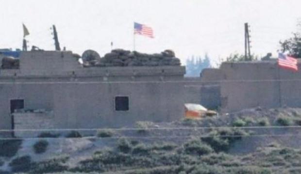 PKK'lılar ABD bayraÄı astı, Araplar çekiliyor