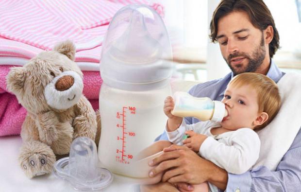 Bebeklere biberon nasıl seçilir?