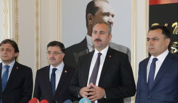 Adalet Bakanı duyurdu: İşte Meclis'in ilk gündem maddesi