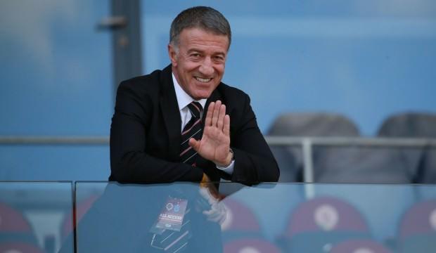Ağaoğlu'ndan maç sonu forvet açıklaması