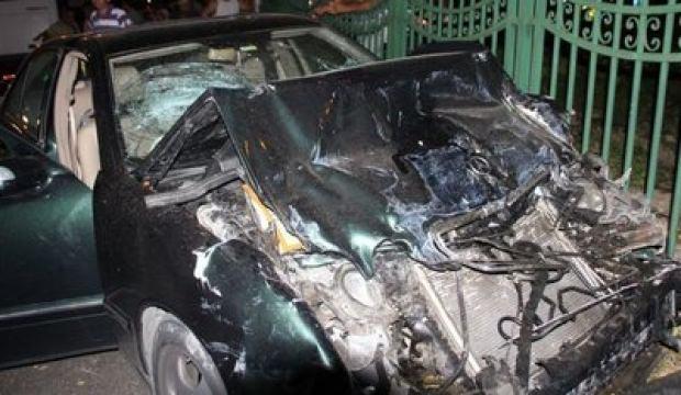 Korkunç kaza! 4 kişi yaralandı