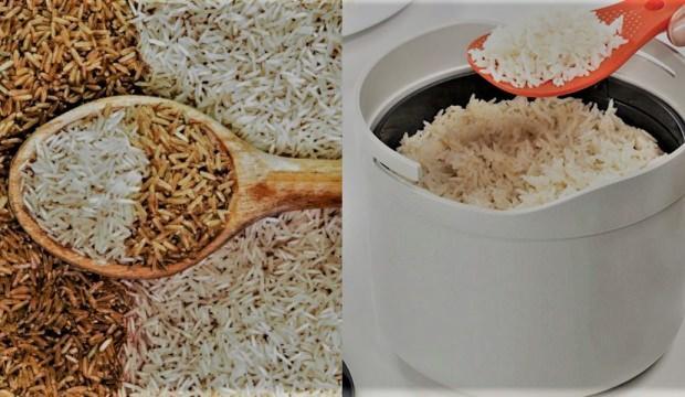 Beden incelten Pirinç diyeti : Zayıflamaya yardımcı taze pirinç yutma...