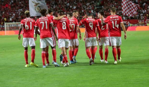 Benfica gol şovla kupaya uzandı!