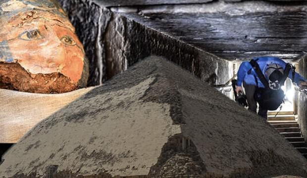 Büyük gizemin kapısı aralandı! 4 bin 600 yıl sonra açığa çıktı
