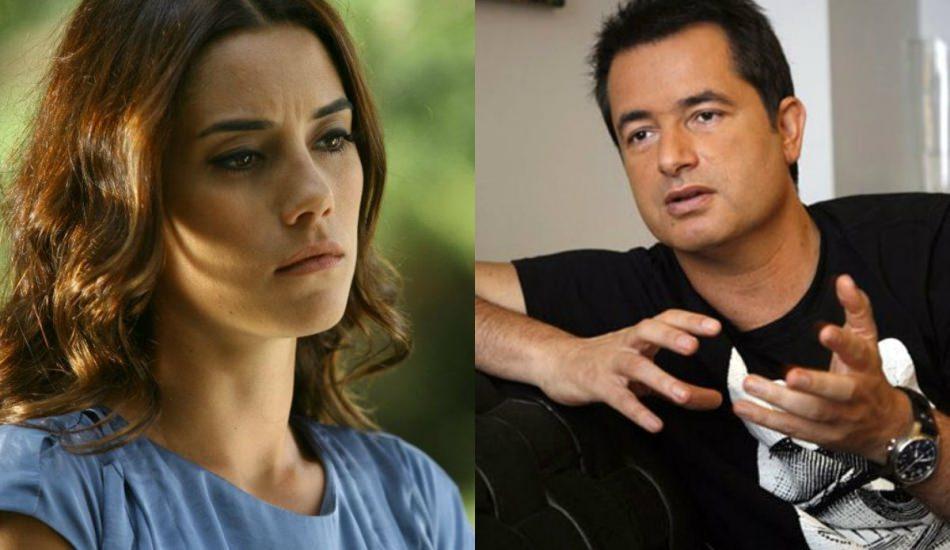 Cansu Dere'den TV 8 açıklaması: Senaryoyla alakalı sıkıntı oldu