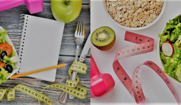 En hızlı kesin kilo verdiren diyet listesi: 3 günde 3 kilo zayıflamak...