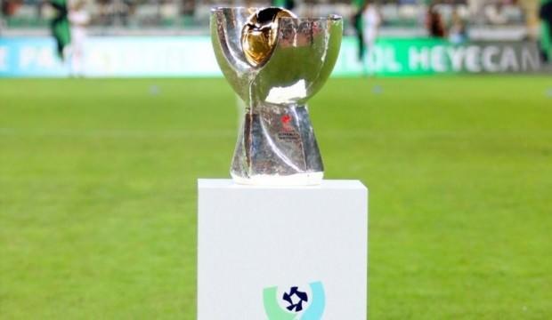 G.Saray ile Akhisarspor Süper Kupa için yarışacak