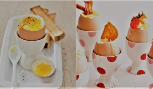 Şok haşlanmış yumurta diyeti listesi örnek menü | (3 günlük & haftalık)