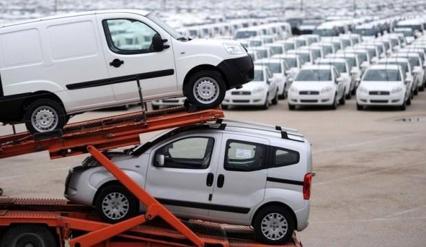 Otomotivde 2.9 milyar dolarlık ihracat