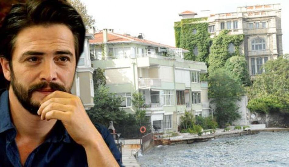 Ahmet Kural o evi bıraktı yenisini tuttu!