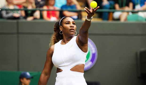 Serena Williams, anne olduktan sonra ilk kez zirvede