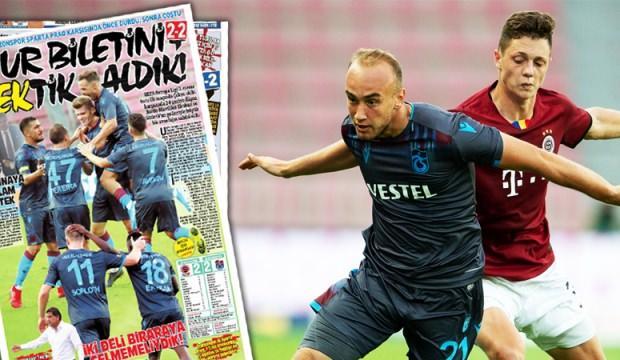 Trabzon basını tur için umutlandı