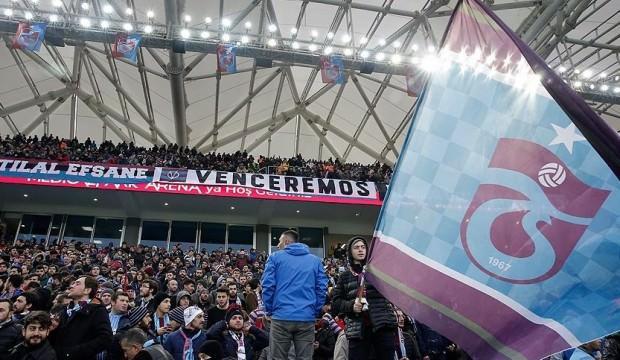 Trabzonspor-Sparta Prag maçının biletleri tükendi