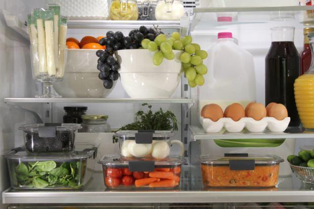 buzdolabı düzenleme fikirleri