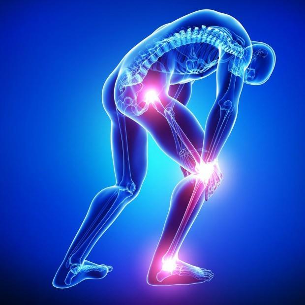 eklem ağrıları noktaları