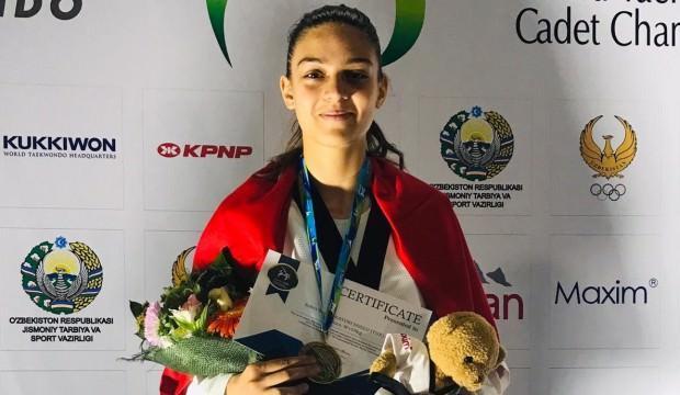 Zehra Begüm Kavukcuoğlu tarih yazdı