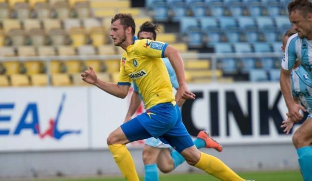 Akhisarspor'a Boşnak golcü