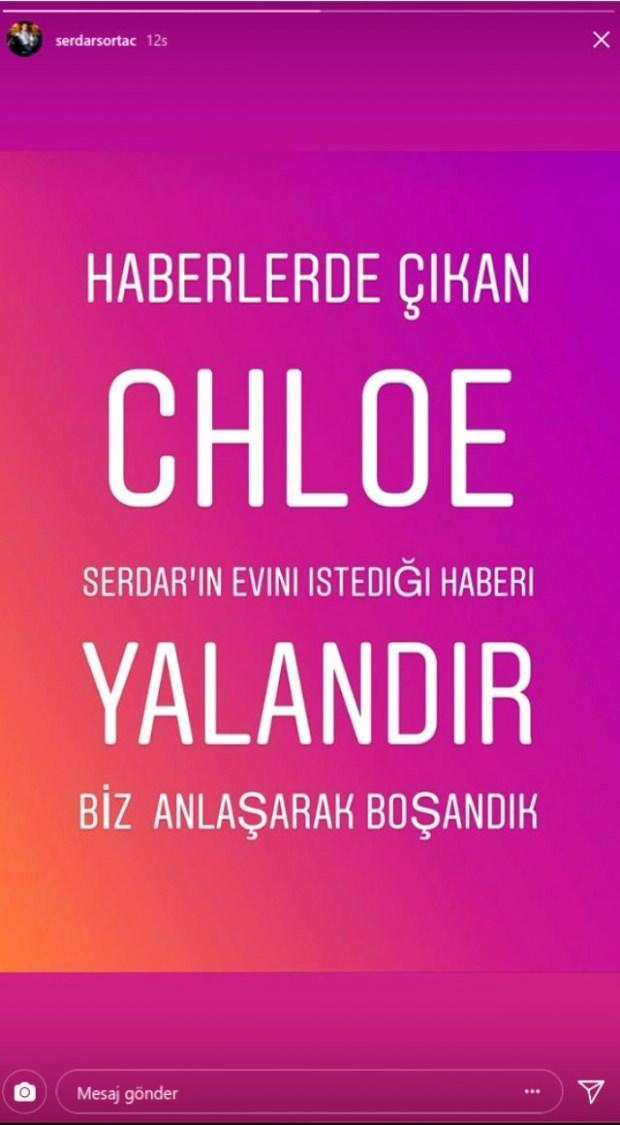 serdar ortaç instagram