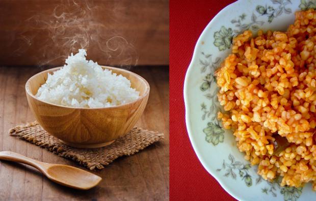 Pirinç mi bulgur mu kilo aldırır?