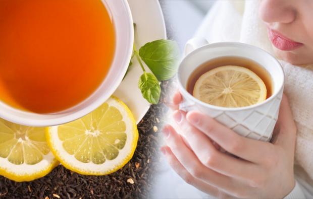 Limonlu çay ile zayıflama