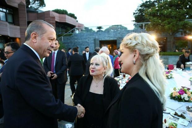 muazzez ersoy ve cumhurbaşkanı erdoğan