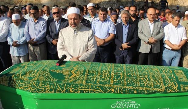 Mehmet Görmez'in acı günü