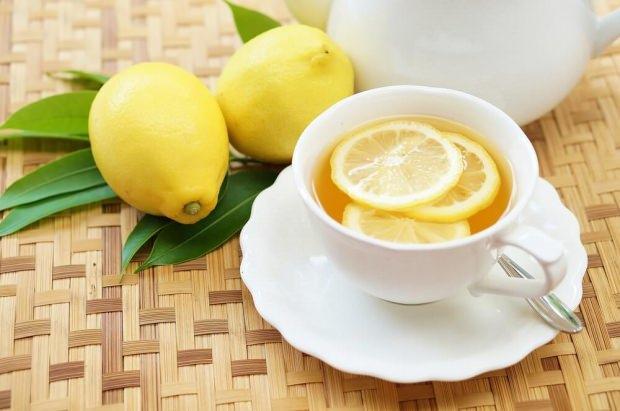 Limon çayı diyeti