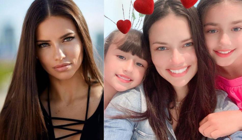 Adriana Lima'dan hayranlarını şaşırtan gerçek!