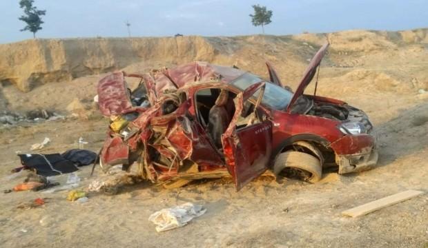 Aksaray'da feci kaza! Ölü ve yaralılar var