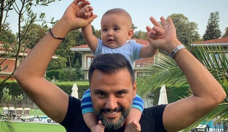 Alişan'ın oğlu Burak ile Sibel Can aynı karede!