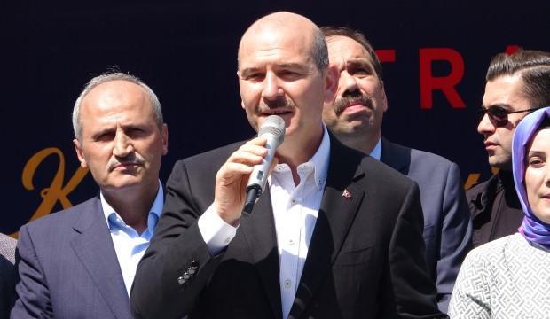 Bakan Süleyman Soylu'dan 'S-400' açıklaması