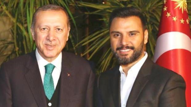 cumhurbaşkanı erdoğan ve alişan