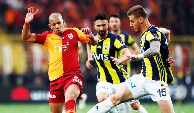 Galatasaray'ın belalısı Fenerbahçe